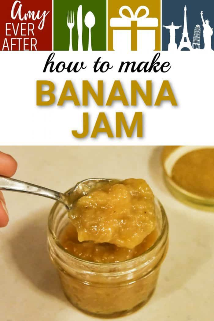 Do you like jam? Do you like bananas? Get ready to be happy! I tried this new recipe for banana jam, and I have a few tips. #cooking