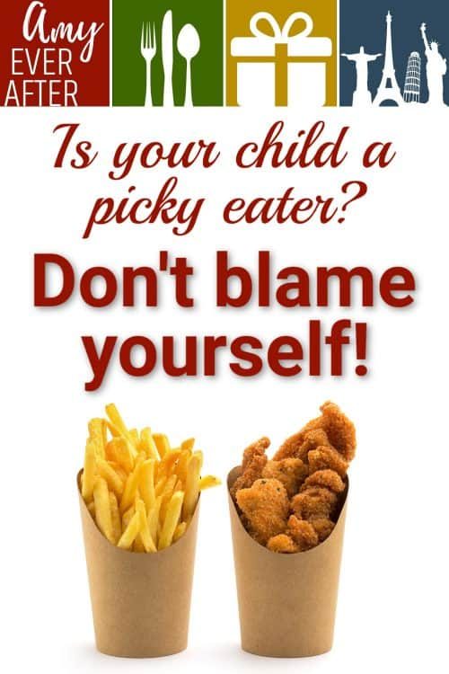 One of my kids is a very adventurous eater, and the other is super picky. And they both grew up in the same house with the same parents and the same food! So if you have a picky eater, don't blame yourself. #food #kids