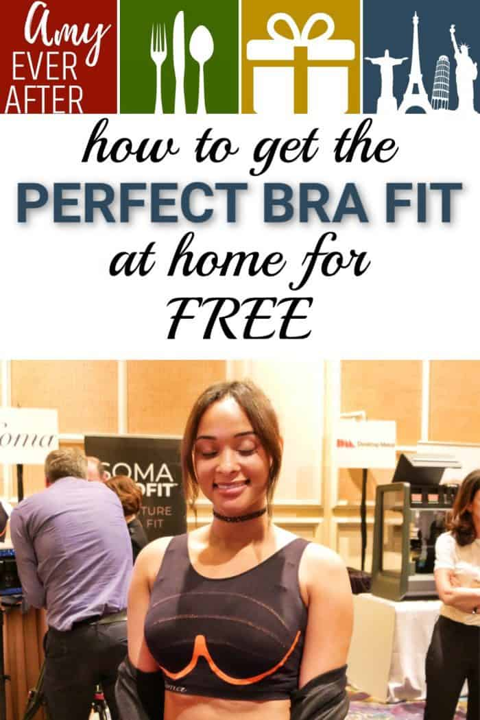 With so many women wearing the wrong size bra, I'm glad somebody finally found a high-tech solution to bra fitting problems!Whether your fit problems are from weight loss/gain, or just not knowing how to measure, this bra claims to find your bra size automatically! #fashion #clothes