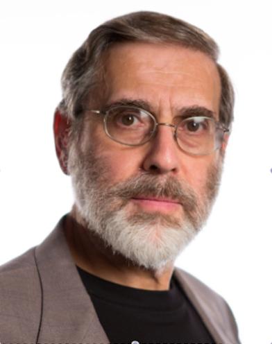 Headshot of author Izzy Kalman
