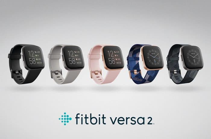 The new Fitbit Versa 2 family