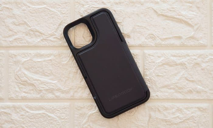 LifeProof FLiP iPhone case - back view, no phone