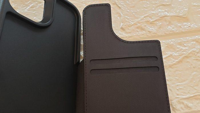 LifeProof FLiP iPhone case - wallet open